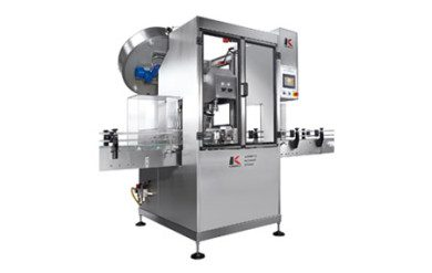 EK40 In-line Pick and Place Capping Machine