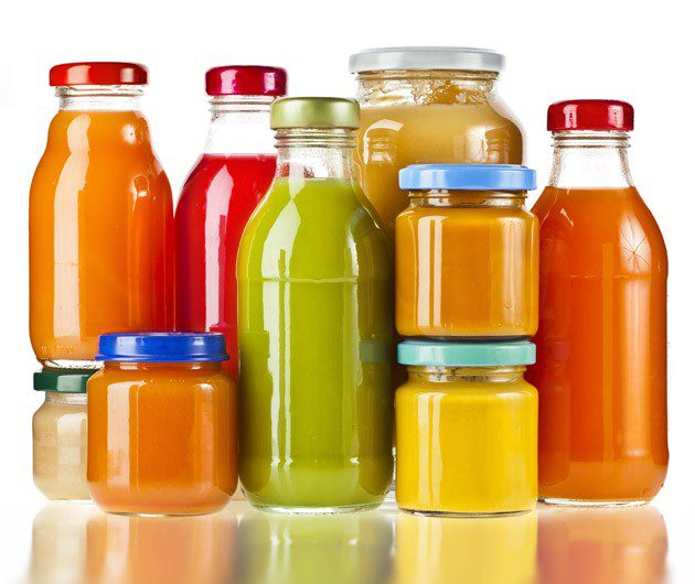 sauces and juices | food & drink | market sectors
