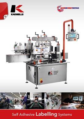 Karmelle Labelling Machines brochure