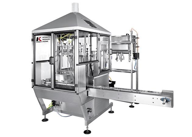 ATEX machinery – VIP F500