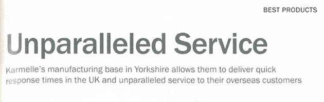 Karmelle - Unparalleled Service